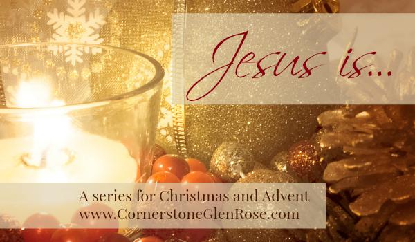 Jesus Is, Series By James Oliver