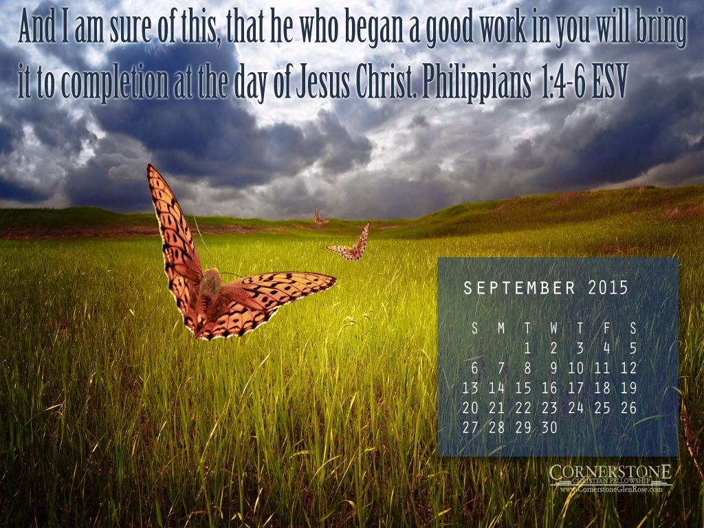 free ipad september 2015 calendar