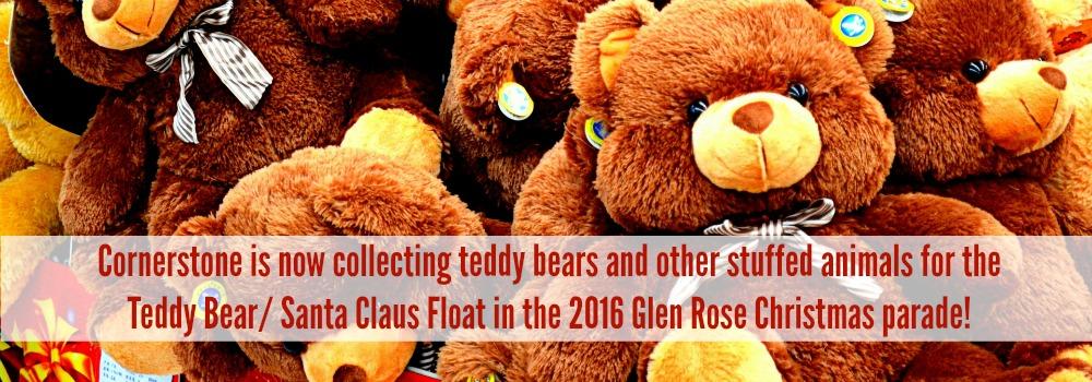 CCF Teddy Bear