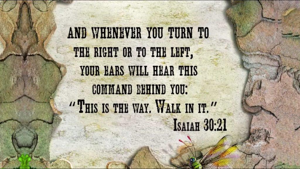 isaiah 30-21