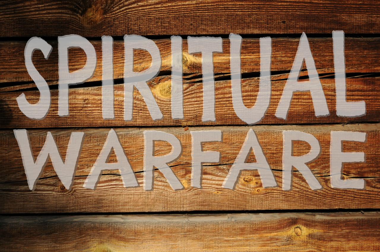 Spiritual Warfare, James Oliver